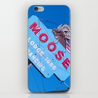 A Moose is a Moose iPhone & iPod Skin