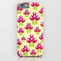 Honguitos iPhone 6 Slim Case