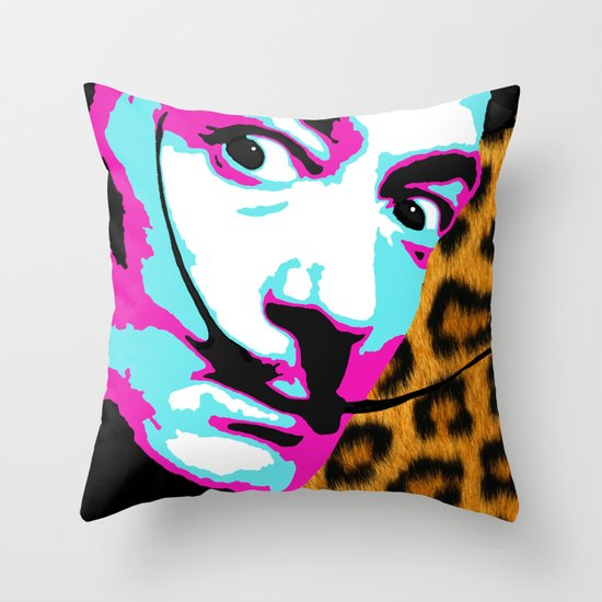 I'm sexy and I know it Throw Pillow