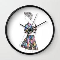 I Don't Care! Wall Clock