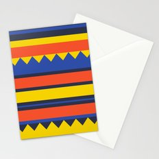 Triangles Jungle Stationery Cards