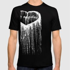 I Heart L.A. Mens Fitted Tee Black SMALL