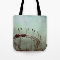 Creepy Carnival  Tote Bag