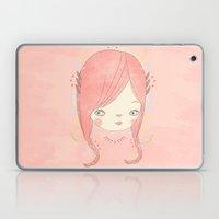 소녀 THIS GIRL Laptop & iPad Skin