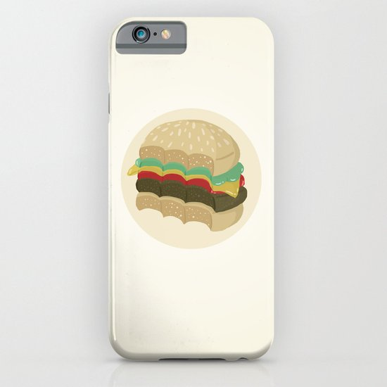 Totally a Burger iPhone & iPod Case
