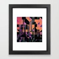 Apyclylypss Mylt Framed Art Print