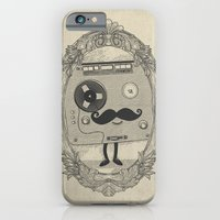 iPhone & iPod Case featuring Old Time Story by samalope