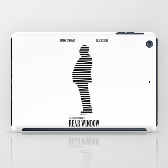 Rear Window iPad Case
