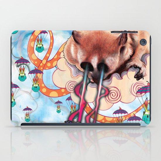 Attack of the Super Furry Animals! iPad Case