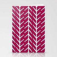 TREE SPRIG Stationery Cards