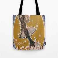 The Amazing MERMAID Tote Bag
