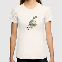 Tribal Gold Womens Fitted Tee Natural SMALL