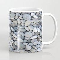 round stones Mug