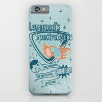 SpectreSpecs iPhone 6 Slim Case