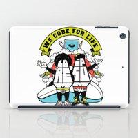 Lorem & Ipsum iPad Case