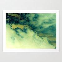 Uriel Art Print