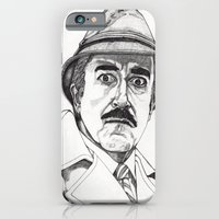 iPhone & iPod Case featuring Inspector Clouseau by Paul Nelson-Esch /Expeditionary Club