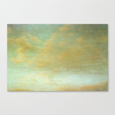 Deal Sky Canvas Print