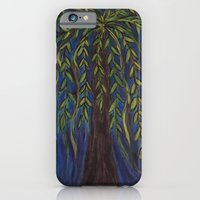 iPhone & iPod Case featuring Willow Tree by Kristen Fagan