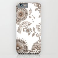 iPhone & iPod Case featuring Small Garden by PiqueStudios