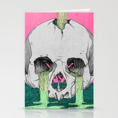 Reverie In Colour Stationery Cards