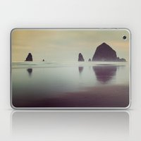 Haystack Rock Laptop & iPad Skin