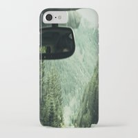 drive iPhone & iPod Cases featuring Drive by Hannah Kemp