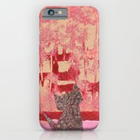 iPhone & iPod Case featuring Origami Cat 3 by eefak