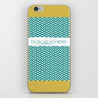 You May Say I'm A Dreame… iPhone & iPod Skin