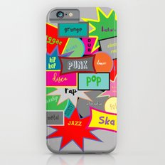 What Are You Listening To? iPhone 6 Slim Case