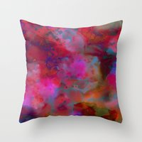 Waterscape 006 Throw Pillow