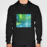 Industrial Blues And Gre… Hoody