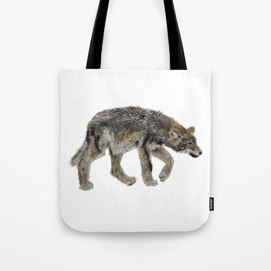 Wolf cub - Louveteau - Lobezno - Lobacho Tote Bag