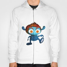 Mr. Blue Hoody