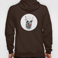Rudolph The Bear Hoody