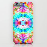 Rainbow Sunburst iPhone 6 Slim Case