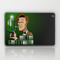 Doctor Greenthumb Laptop & iPad Skin