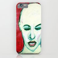 iPhone & iPod Case featuring EVE by JANUARY FROST