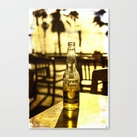 Beat the Heat Canvas Print