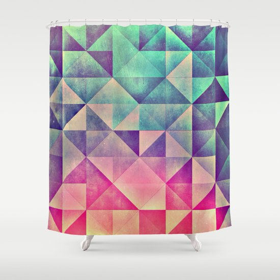 myllyynyre Shower Curtain