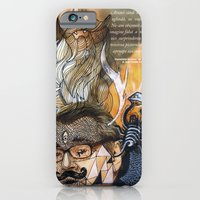 iPhone & iPod Case featuring Psychoactive Bear 1 by Hazeart