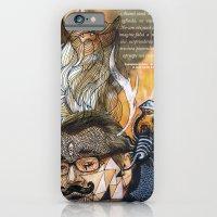 Psychoactive Bear 1 iPhone 6 Slim Case