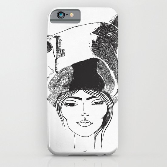 PolarGirl iPhone & iPod Case