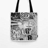 alice's dreams Tote Bag