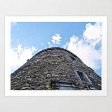 Reginald's Tower Art Print