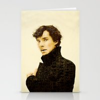 Sherlock Lives Stationery Cards