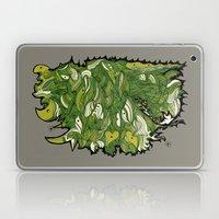 Green Machine. Laptop & iPad Skin