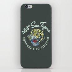 458th Sea Tigers iPhone & iPod Skin