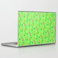 Sailor Jupiter Pattern /… Laptop & iPad Skin