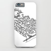 iPhone & iPod Case featuring Antisocial by Rodrigo Ferreira
